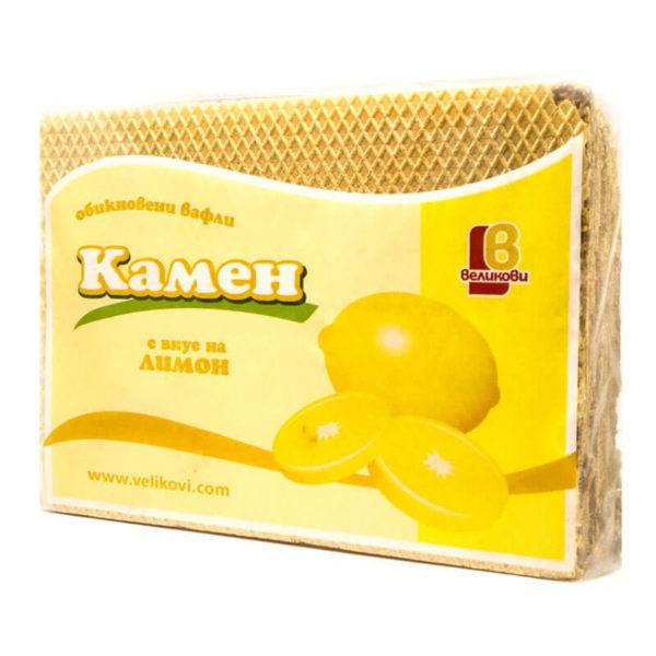 kamen limonlu gofret bulgaristan